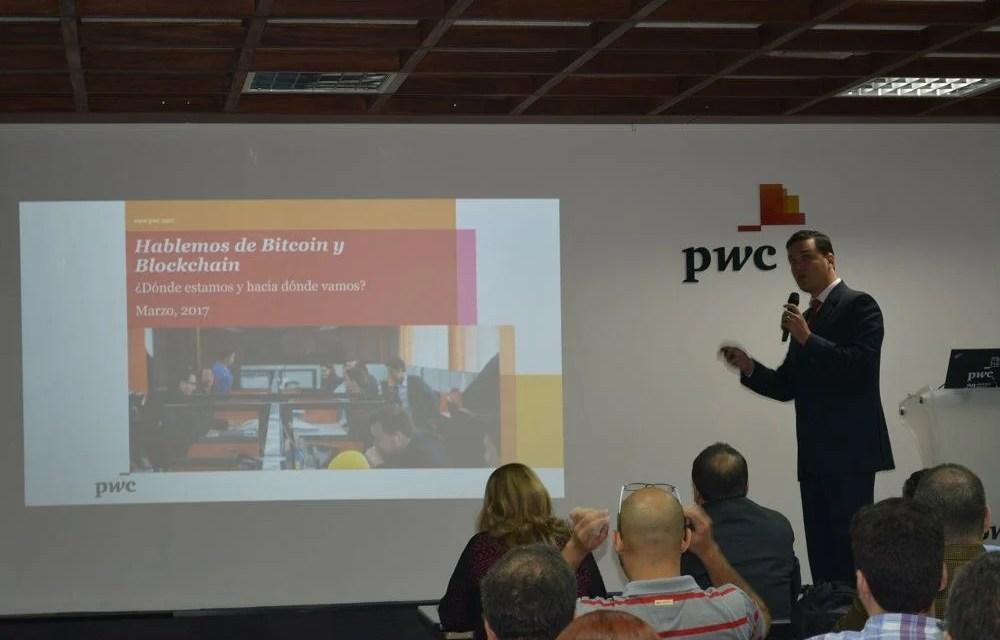 PwC Venezuela avizora el gran potencial de Bitcoin y Blockchain para la industria venezolana