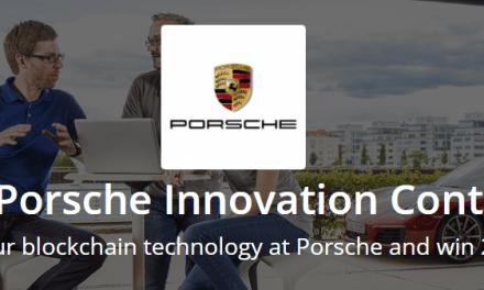 Porsche Innovation Contest: la empresa de autos de lujo lanza competencia de startups de blockchain