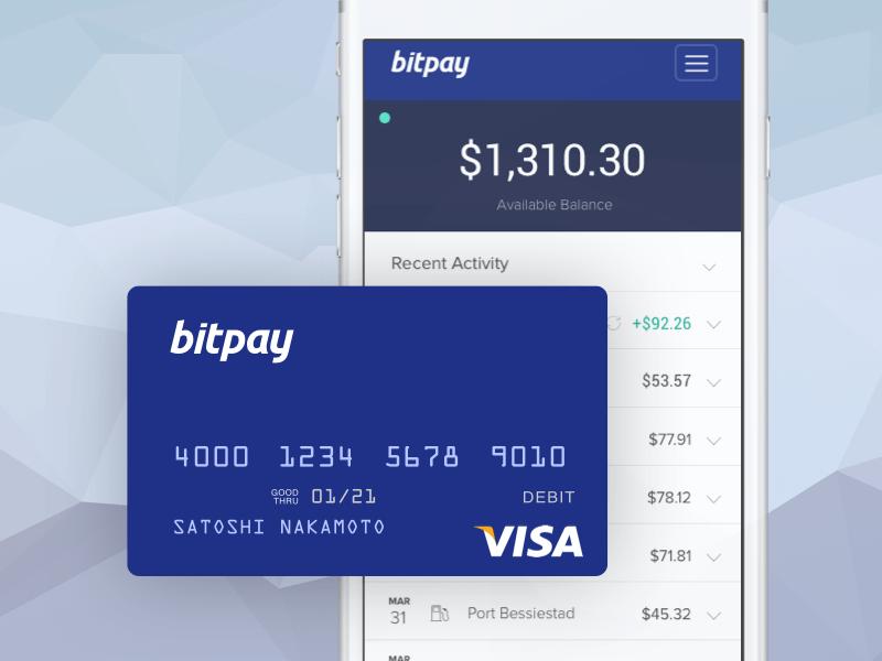 BitPay extiende la cobertura de su tarjeta de débito Bitcoin a más de 100 países