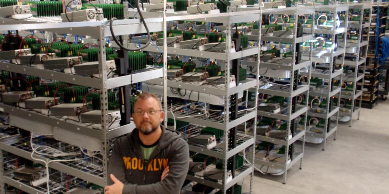 Giga Watt: minería de bitcoins tokenizada