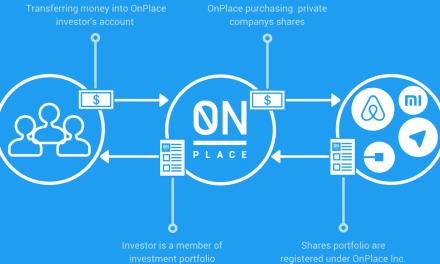 OnPlace Inc abre la posibilidad de invertir en empresas privadas por medio de blockchain