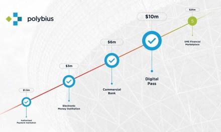 ICO del Proyecto Polybius ha recaudado una suma suficiente para abrir un Banco Europeo