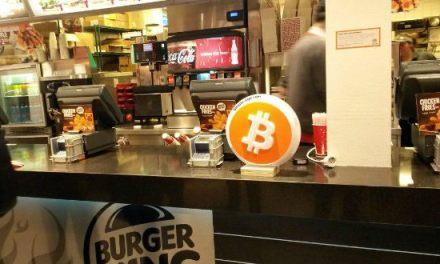 Sucursal de Burger King en Rusia aceptará pagos en bitcoin