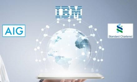 Contratos inteligentes llegan a los seguros internacionales con IBM, AIG y Standard Chartered