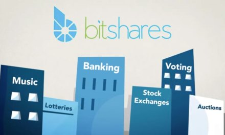 Bitshares se dispará más de 33% hasta $0,15 en medio de jornada estable