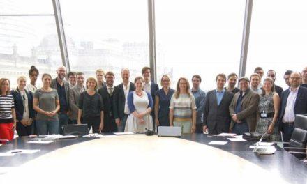 Sector privado y público de Alemania se unen en nueva asociación blockchain