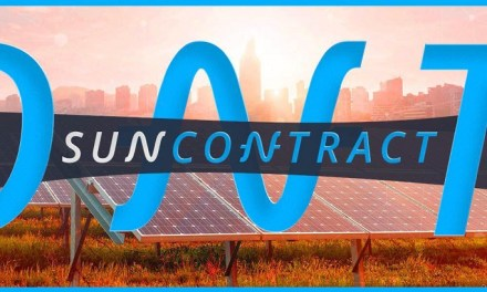 SunContract, Plataforma de comercio de energía solar, levanta más de 8.000 ETH en su ICO en ejecución
