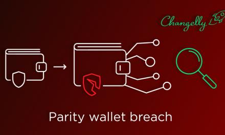 Hacker de carteras Parity extrae 90 mil dólares de su millonario botín en ethers