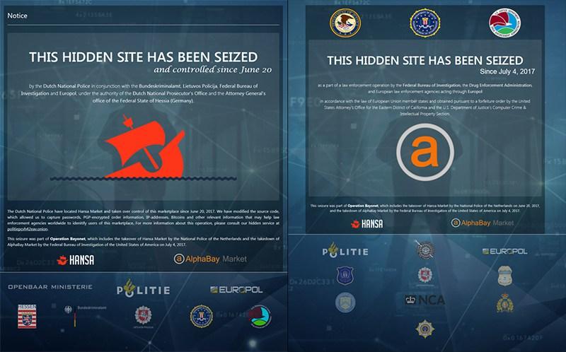 Cae Hansa: operación policíaca internacional desmantela el tercer mayor mercado de la Deep Web