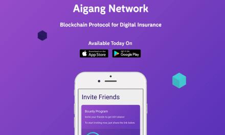 Gana tokens invitando a amigos: Aigang anuncia programa de Gratificación para Apps demo