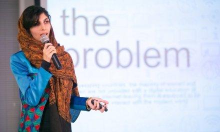 Bitcoin y blockchain dan poder a las mujeres de países en desarrollo de la mano de Roya Mahboob