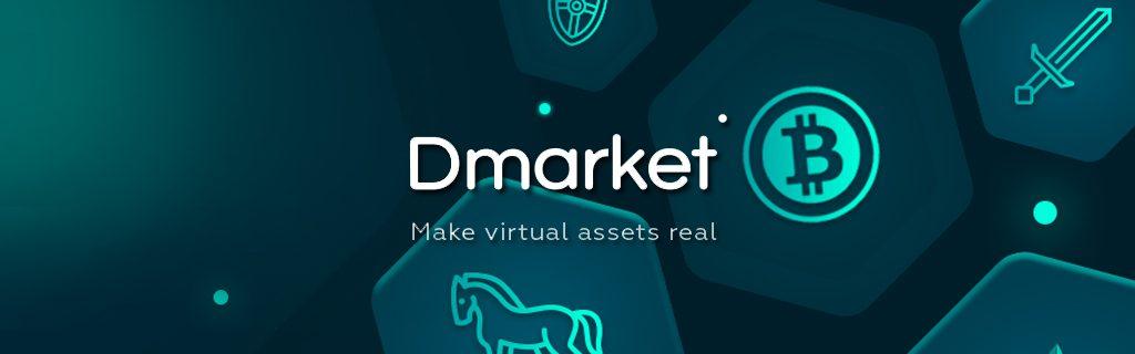 DMarket recauda $10,4 millones en su ICO para expandir el mercado de videojuegos