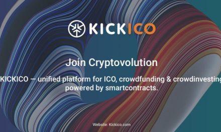 Plataforma blockchain de financiamiento global KICKICO realizará nueva Oferta Inicial de Moneda