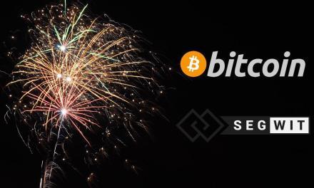 SegWit está oficialmente activado en la red Bitcoin