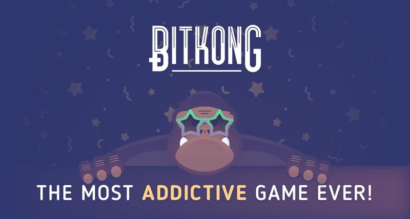 Gana satoshis con BitKong, el juego de apuestas en bitcoins