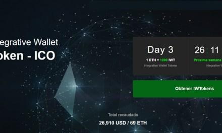 Cartera múltiple Integrative Wallet ofrece su token en una ICO para desarrollar su plataforma