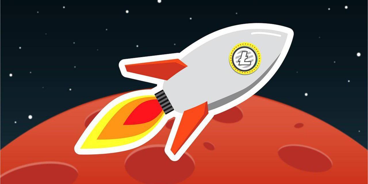 Criptomercado recupera 43% del valor pérdido en días recientes, Litecoin lidera la subida