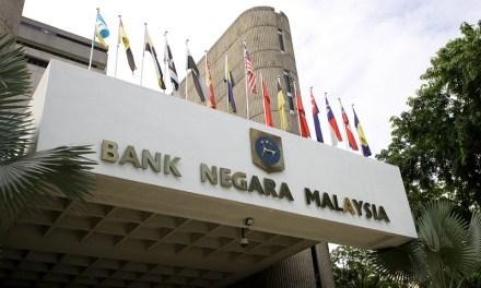 Banco Central de Malasia pretende regular criptomonedas antes de que finalice el año