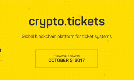 Tickets Cloud anuncia ICO de crypto.tickets