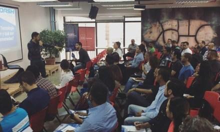 Ciclo de conferencias de DASH CCS inicia con récord de participantes en el Caracas Startup Week 2017