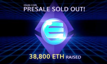 La plataforma de juegos Enjin tuvo una exitosa preventa de tokens y realizará una ICO