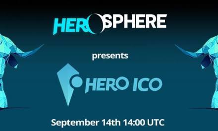 Plataforma blockchain para juegos de apuestas HeroCoin comienza su ICO