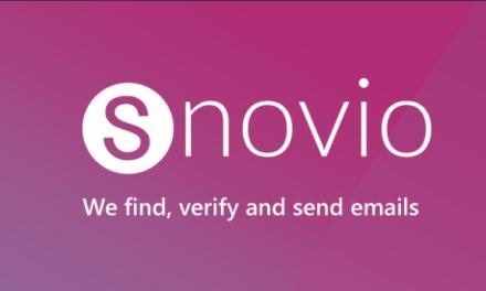 Snovio, solución blockchain a la recolección y organización de bases de datos
