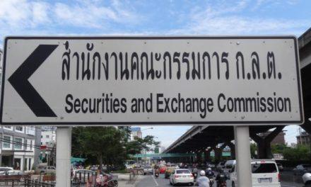 Autoridad financiera de Tailandia analiza posible regulación de las ICO en el país