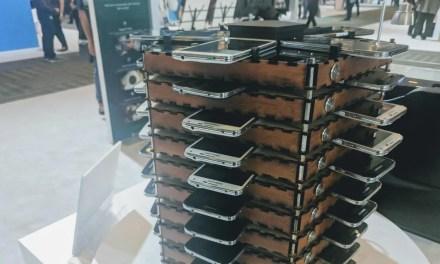 Samsung construye un rig de minería de Bitcoin usando 40 Galaxy S5