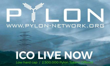 Hoy se inicia la ICO de Pylon Network, la plataforma de energía verde distribuida