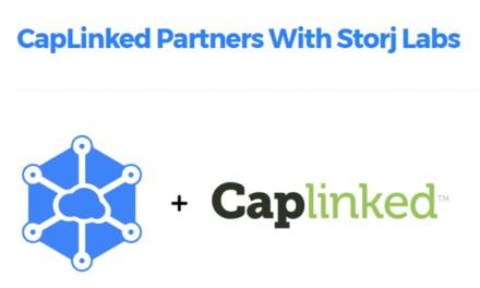 Storj brindará su almacenamiento en blockchain a la compañía de intercambio de archivos Caplinked