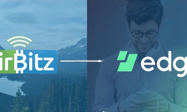 Airbitz cambia su nombre a Edge y lanza cartera multi-criptoactivos con ShapeShift integrado