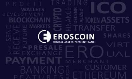 Plataforma EROSCOIN: Pasarela de Pagos Multi-criptomoneda anuncia ICO