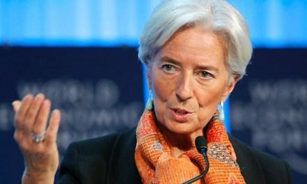 Presidenta del Fondo Monetario Internacional afirma que es hora de tomar en serio a las criptomonedas