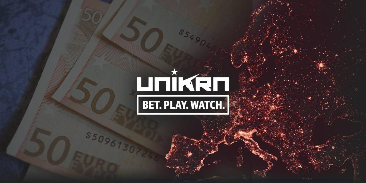 Plataforma de apuestas en eSports Unikrn realiza ICO y obtiene licencia para operar en Malta
