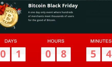 Descuentos del Bitcoin Black Friday 2017 le abrirán las puertas a otras criptomonedas