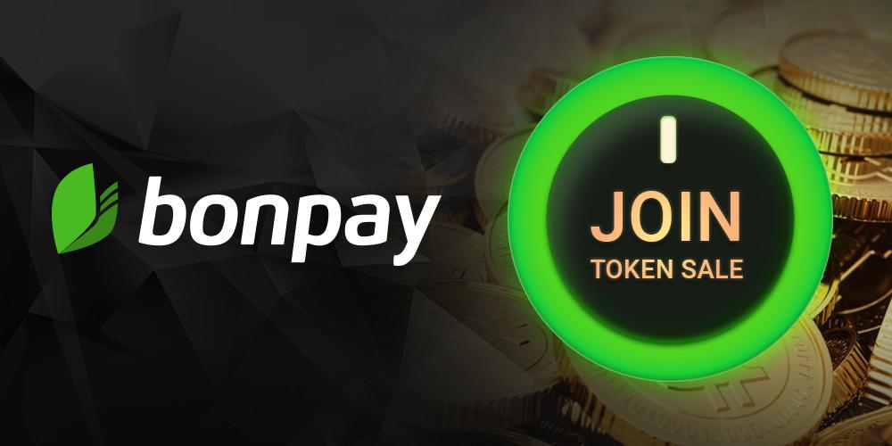 Venta de tokens de Bonpay: Límite mínimo fue alcanzado en solo unos días