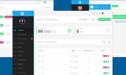 I/O Digital ofrece una cartera para criptomonedas con la última actualización de DIONS