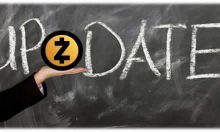Zcash corrige errores y lanza nuevas funciones en su última actualización