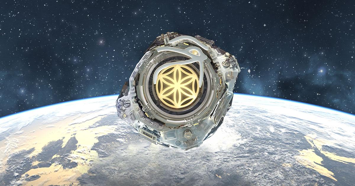 Asgardia, la nación espacial con su propia criptomoneda