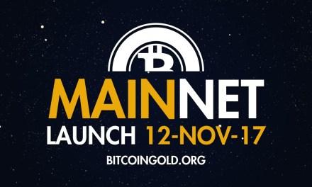 Bitcoin Gold fija fecha de lanzamiento de su criptomoneda