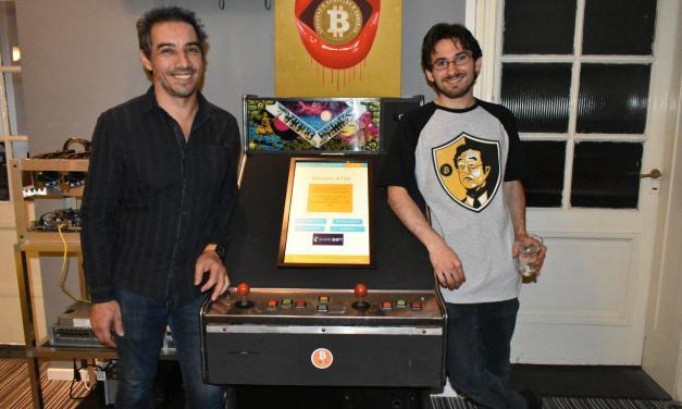 Inauguran segundo cajero de bitcoins de Argentina en medio de discusión sobre SegWit2x