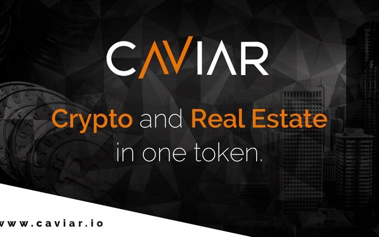 Equipo de Caviar Pionero en Token de doble propósito para Cripto y Bienes Raíces
