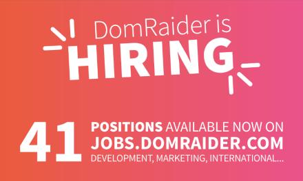 DomRaider anunció la búsqueda de 41 nuevos talentos tras finalizar su exitosa ICO