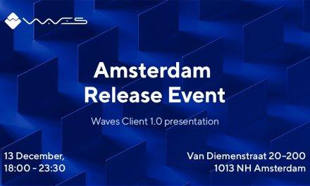 Waves prepara encuentro para el lanzamiento de su nueva interfaz