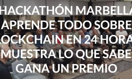 Primer Hackathón Blockchain de Marbella comienza este 16 de diciembre