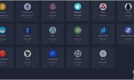 Cartera de atomic swaps integra más criptoactivos a su plataforma en su nueva actualización