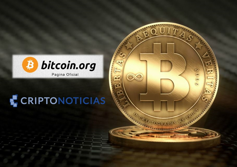 CriptoNoticias: único medio en español incluido como fuente de información en la página oficial de Bitcoin