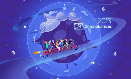 ChronoBank ofrece un vistazo al 2018
