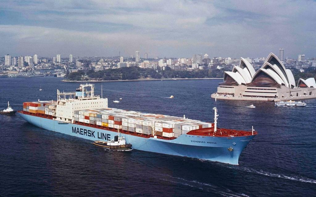 IBM y Maersk, líder mundial en logística de contenedores, se unen para digitalizar las cadenas de suministro con blockchain